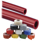 Nastro in silicone per alte temperature,Flexible Rubber Tubes